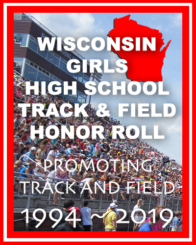 Wisconsin Girls High School Track and Field Honor Roll